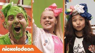 VidCon 2017 w JoJo Siwa, FaZe Rug, Kandee Johnson &amp More!  Nick