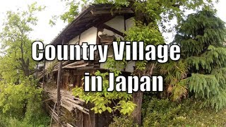 Japanese Country Village Walk