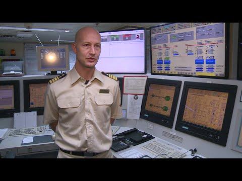 Volle Kraft voraus: Interview mit dem Chief Engineer der Aida