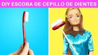 20 MANUALIDADES TOTALMENTE INCREÍBLES CON MUÑECAS thumbnail
