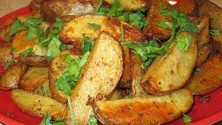 Что приготовить на ужин? Картошка-БОМБА по селянски.