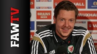 Wayne Hennessey Press Conference 13/11/2014 IN FULL