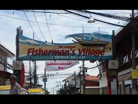 Fishermans Village - Bophut Koh Samui