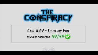 Criminal Case - The Conspiracy, Case 29 - Light my Fire