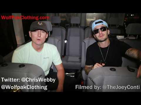Chris Webby Interview