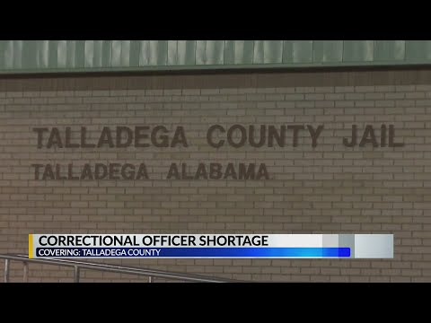 Talladega Correctional Officer Hiring Push Is On, But Jobs Aren't Easy To Fill