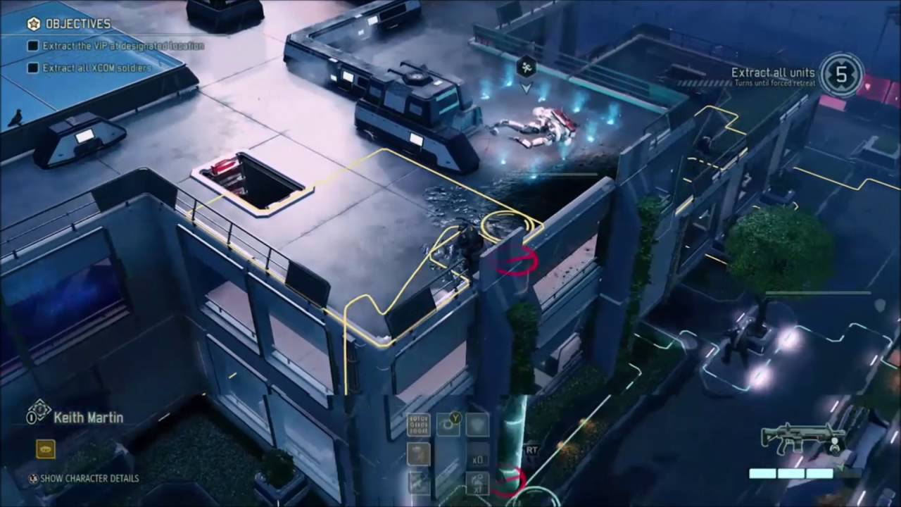 Xcom 2 early xbox one gameplay and review youtube for Portent xcom not now