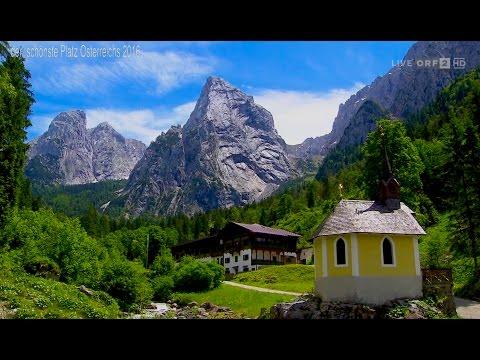 9 Plätze - 9 Schätze 2016   Kaisertal bei Kufstein