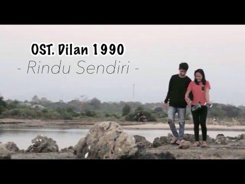 OST. Dilan 1990 - Rindu Sendiri. (Cover) by GB Management