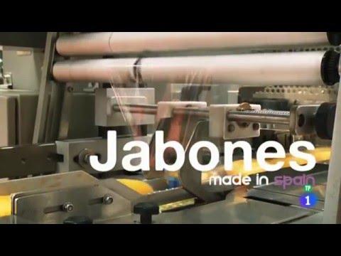 Jabones Pardo .Fabricando Made in Spain.