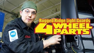 Rubi Tuesday #16 - Rugged Ridge Light Guards