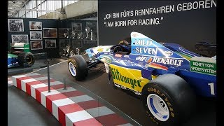 Michael Schumacher Private Collection 2018 Motorworld Köln