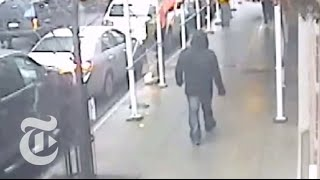 Midtown Shooting: NYC Police Release Footage of Gunman in Brazen Attack | The New York Times