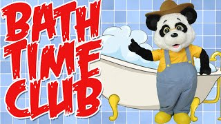 Panda Party - Bath Time Club - Nursery Rhymes & Fun Kids Songs