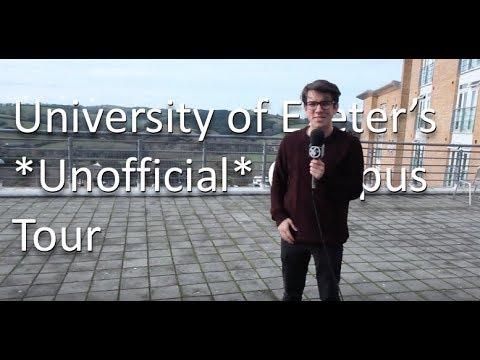 University of Exeter Campus Tour