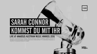 Sarah Connor bei den Amadeus Austrian Music Awards 2016