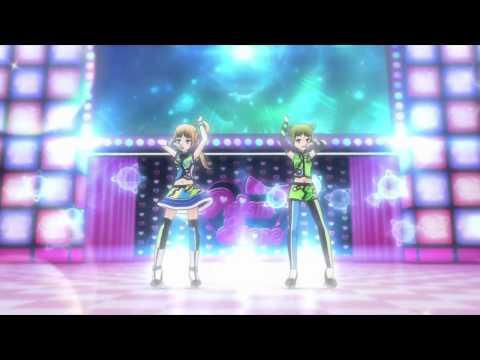 (HD) Pretty Rhythm Rainbow Live - ANN & WAKANA -  「cherry picking days」(episode 36)