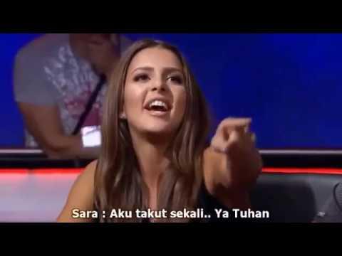 Gertakan Poker Mengerikan Seorang Wanita | Pokeridaman88 com