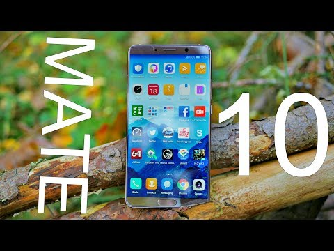 Huawei Mate 10 Review - Better than the Mate 10 Pro?