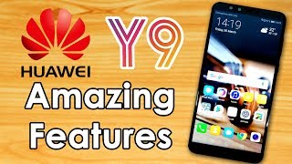 Huawei Y9 2018 Amazing features with Oreo & EMUI 8