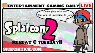 Splatoon 2 ! Everyone Is Welcome To Play With Us!!