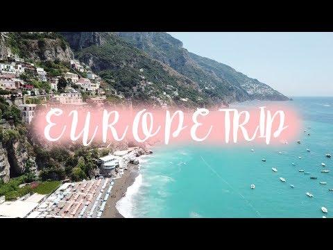 EUROPE VLOG (Spain, Italy, Greece) | EPISODE 26