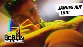 Berlin - Tag & Nacht - Jannes auf LSD! #1673 - RTL II
