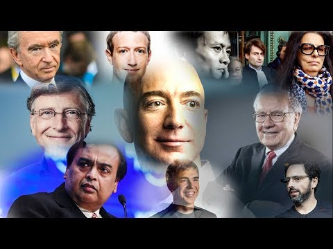 20 RICHEST People in the World!