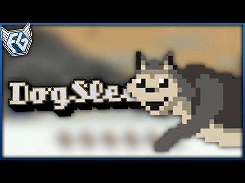 Český GamePlay | Dog Sled Saga - YouTuberské Psí Spřežení | 1080p 60FPS