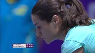 2016 St. Petersburg Ladies Trophy First Round | Monica Niculescu vs Vikhlyantseva | WTA Highlights