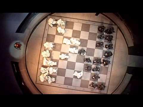 Андрей Лефлер - Снова в бой клип о шоу Камелот братьев Запашных