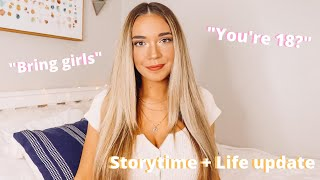 FAMOUS TIK TOK BOY TURNED PSYCHO IN MY DM'S *STORYTIME* + Life Update