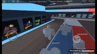 Roblox the most absurd oatmeal of thanos