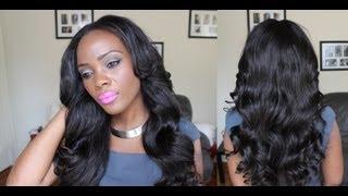 "Glamour Virgin Hair:""THIS HAIR GIVES ME LIFE"" Peruvian Straight Update Thumbnail"