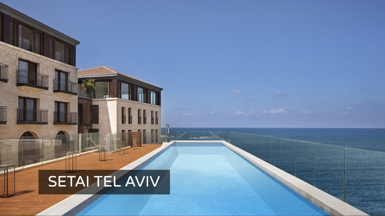 Hotel Tel Aviv Piscine Setai Tel Aviv Hotel A First Look At This New Deluxe Hotel