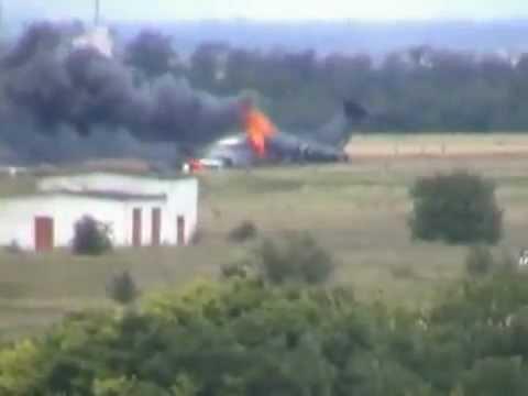 Ту-134 Военный Катастрофа