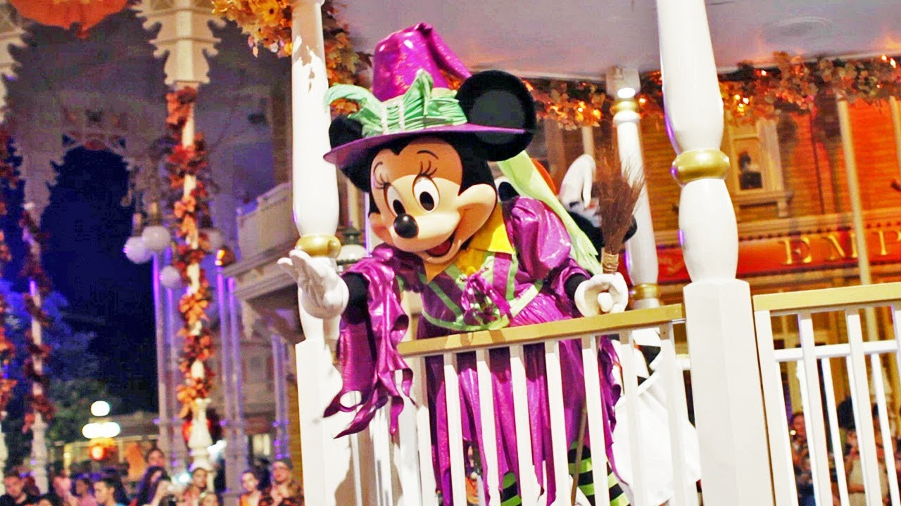 45e21680aa0e Guide to Mickey's Not So Scary Halloween Party 2019
