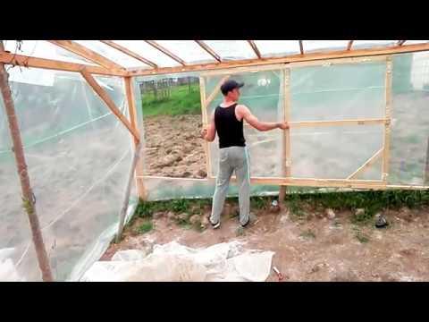 Solar pentru incepatori / Green house for beginners #V03