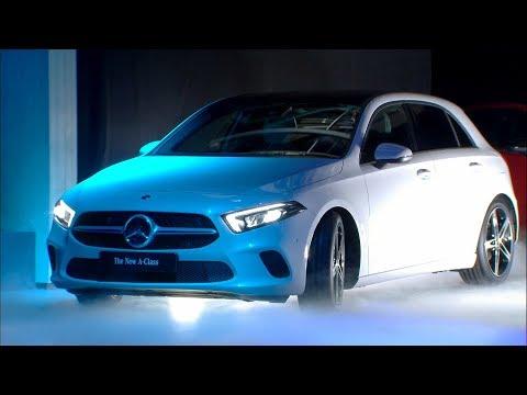 2019 Mercedes-Benz A-Class Reveal Highlights
