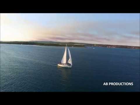 North Sydney - 4K Drone View