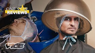 Getting Frosted Tips at a One Star Hair Salon | One Star Reviews