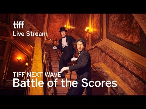 Live from TIFF Next Wave's Battle of the Scores | TIFF 2018