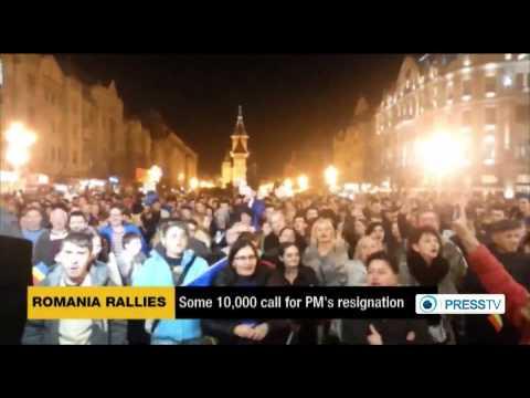 HUOOO PONTA ! Romanians rally for compatriots abroad