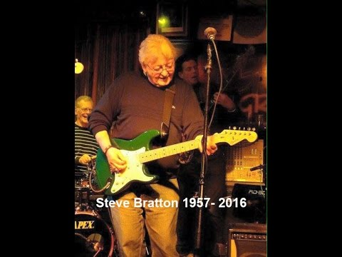 In memory of Steve Bratton Sambrook Vaults gig 7th February 2016