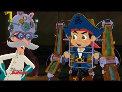 Jake e i pirati dell isola che non c è robo pirata dall