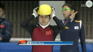 Gambar cover 2012-13 쇼트트랙 월드컵 3차 500m 결승 심석희