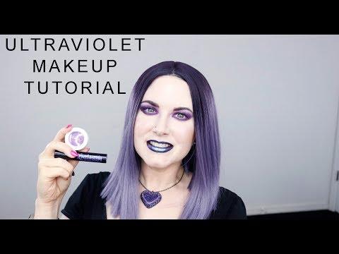 UltraViolet Makeup Tutorial (Shop My Stash) @phyrra