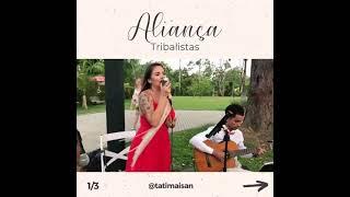Aliança por Tati Maisan | AO VIVO - Música para Casamento ES