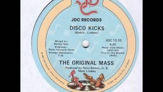 Original Mass - Disco Kicks