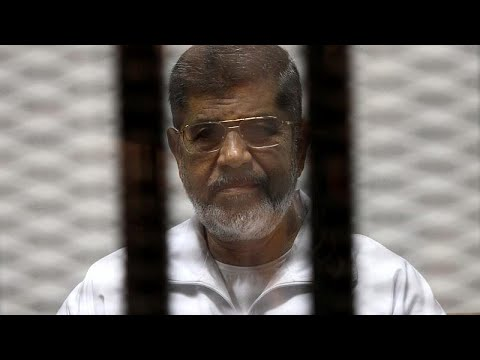 France 24:Outcry as Egypt's ousted president Morsi dies in court